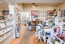 Stationery Boutiques / by Chanel White