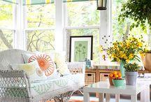 Porch Living / by Sherri Miklos
