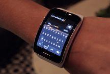 Super Sweet Smart Watches / by TechCrunch
