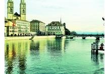 Travel EUROPE | Switzerland / by Romy Mlinzk | snoopsmaus