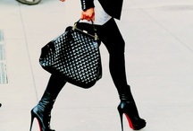 Fashionista..clothes, shoes and bags / by Jacqueline M