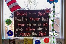 Library - Dr. Seuss / by Heather Peterson