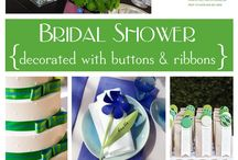 bridal shower / by Robyn Henderson