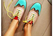 Shoes, shoes, SHOES! / by Daphné R.