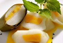 INDONESIAN AND OTHER ASIAN SWEETS / by hedy huskens