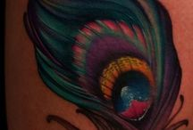 Tatoos / by Candy Miller-Long