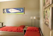 Alec and Ethan's room ideas / by Lauren Hernandez