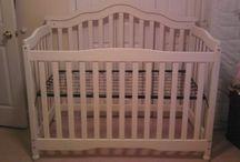 Baby b 2 crib/nursery / by Brandi Liska Beck