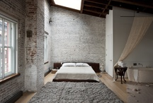 Bedrooms / Cozy and quiet or bright and invigorating, bedrooms that invite rest and rejuvenation.  / by The New York Times