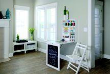 Craft Room storage / by Debbie Butcher