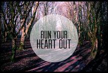 Run  / by Alison Mazurek