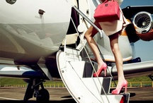 All aboard! / Back to the glamour days of travel / by The Inspired Nester