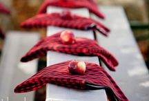 A Colorful Affair: Red / by Dogwood Events
