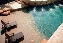 Pool dreaming / by Meghan Boyer