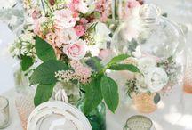 Party ♥ flowers / by Veronique Senorans Osorio / Pichouline
