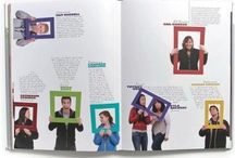 Yearbook : ) / by Marie Cerio