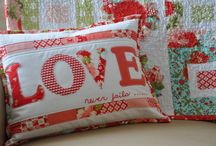 <Pillow Inspiration> / Ideas for your next Pillow project.  / by Sew Sweet Quilt Shop