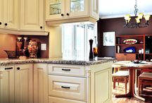 {Kitchen Decor} / My kitchen inspiration - I plan on redecorating it soon and need ideas! / by Lauren {I am THAT Lady}