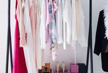 • WARDROBE ENVY • / What's every girls dream? A killer wardrobe to keep all your favourite BB purchases in. Here are some of the wardrobes we're lusting over. Even Carrie Bradshaw would be jealous! / by Beginning Boutique