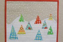 Christmas Quilting / by Marci Warren-Elmer