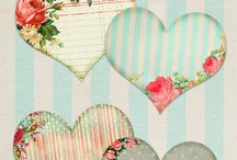 Vintage Valentine / ❤❤❤ / by Sweetly Chic