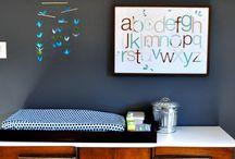 baby/kids rooms / by Jennifer Efstathiou
