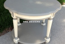 Chalk Painted Furniture / by Shannon Evans