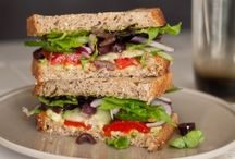 Food: Sandwhiches/Wraps / by Nicole Bolin