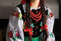 Folkwear of Poland / by Susan E