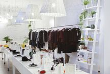 HATCH Pop Shop Inspiration / Readying for our fall pop-up shop. / by HATCH Collection