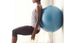 get fit / by Shar Heims