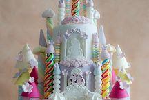 Birthday cakes / by Pam Tranchida