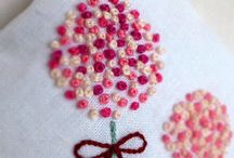 Needle work / by Geneva Bringardner-Deville