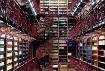 Bibliotecas / by Maria Jose Gonzalez