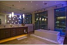 Bathrooms  / by Ann Kenkel Interiors