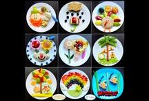 Fun Foods for Kiddies / by Annaliisa Kapp