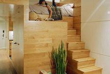 treppen - stairs - trap / by Susanne Dötsch