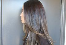 Hair Inspiration  / by Celeste Cantu