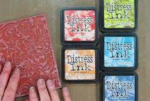 Crafts: INKS / by Brenda Strachan