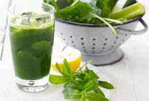 Recipes - Juice / Smoothies / by Ang