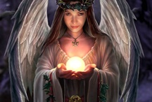 Angels / by Cathy Mutis
