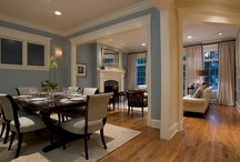 Home - Dining Room / by Amy Hild