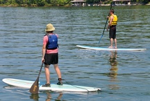 Stand Up Paddle Boarding  / by TheBodyShop _