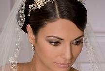 wedding veils / by RACHEL FLETCHER