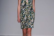 Fashion- Spring Summer 2015 / Runway women's fashion  / by Cathy Svercl
