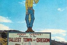 Just Oregon / by Scott Glenn
