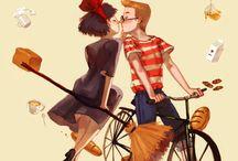 Studio Ghibli / by Susan W.