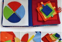 Quiet Books/Busy Bags / by Alyson Schmuhl