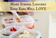 Lunch Ideas for All / by Leandra Rumburg