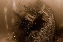 Ships, Boats & Wreck Diving~ / by Terri Johnsen